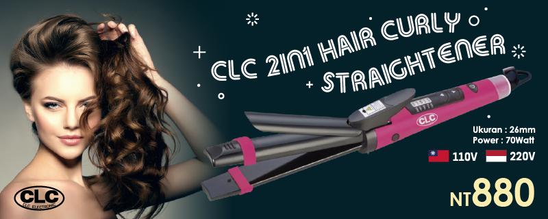CLC HAIR CURLY