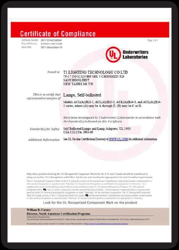 美國UL認證