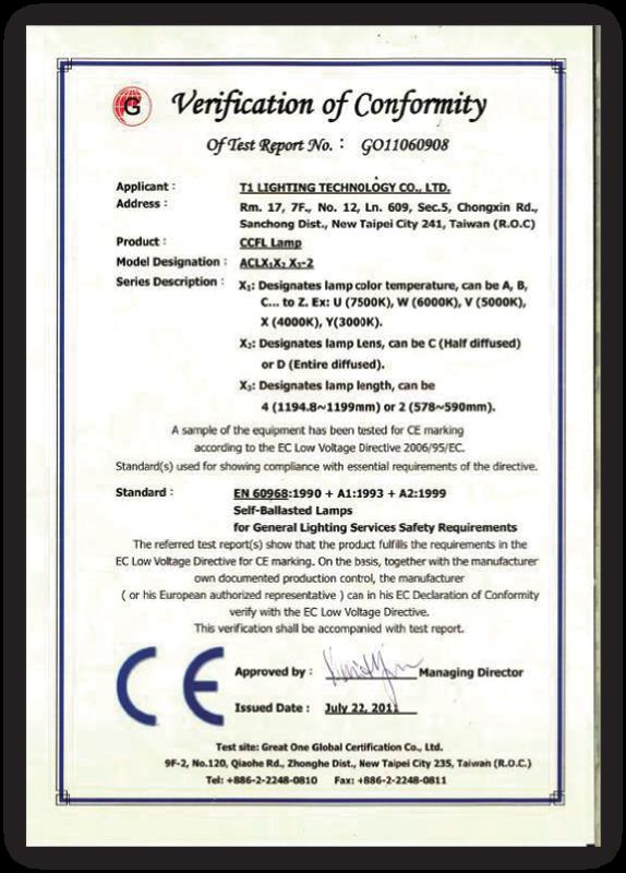 歐洲CE認證
