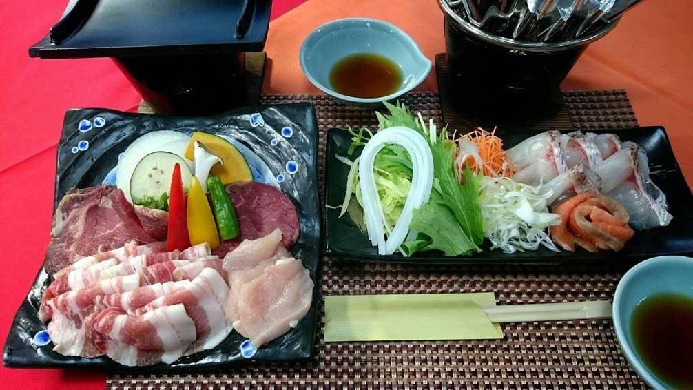 海外滑雪團,日本八幡平,第三天晚餐