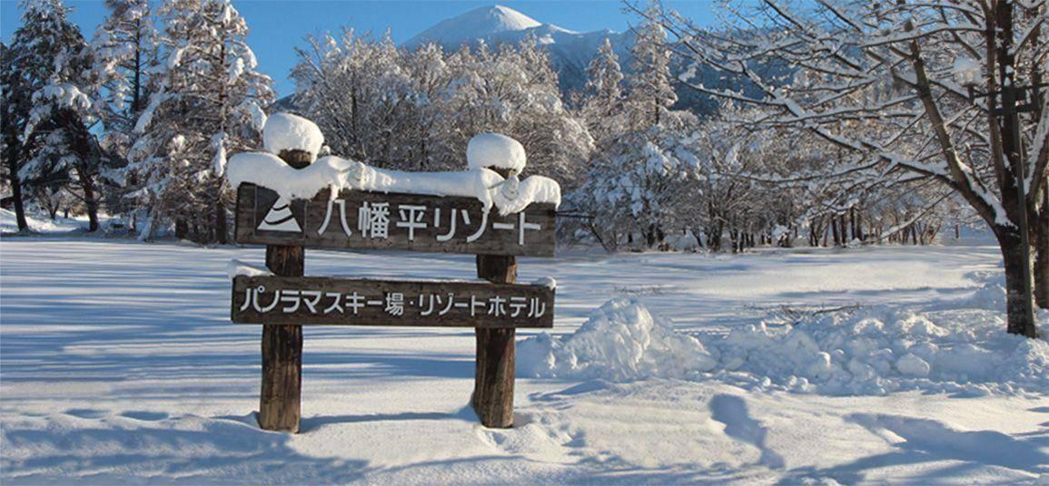 海外滑雪團,八幡平雪場