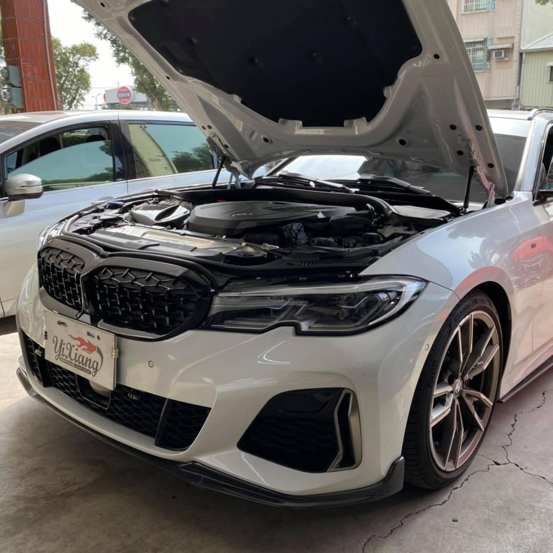 【翊祥汽車】寶馬/BMW 340i B58/碳纖維高流量進氣#精品套件#yixiang#Intakesystem#eventuri#eventuriintakes#OiCar台南市南區推薦BMW保養維修預約保障外廠