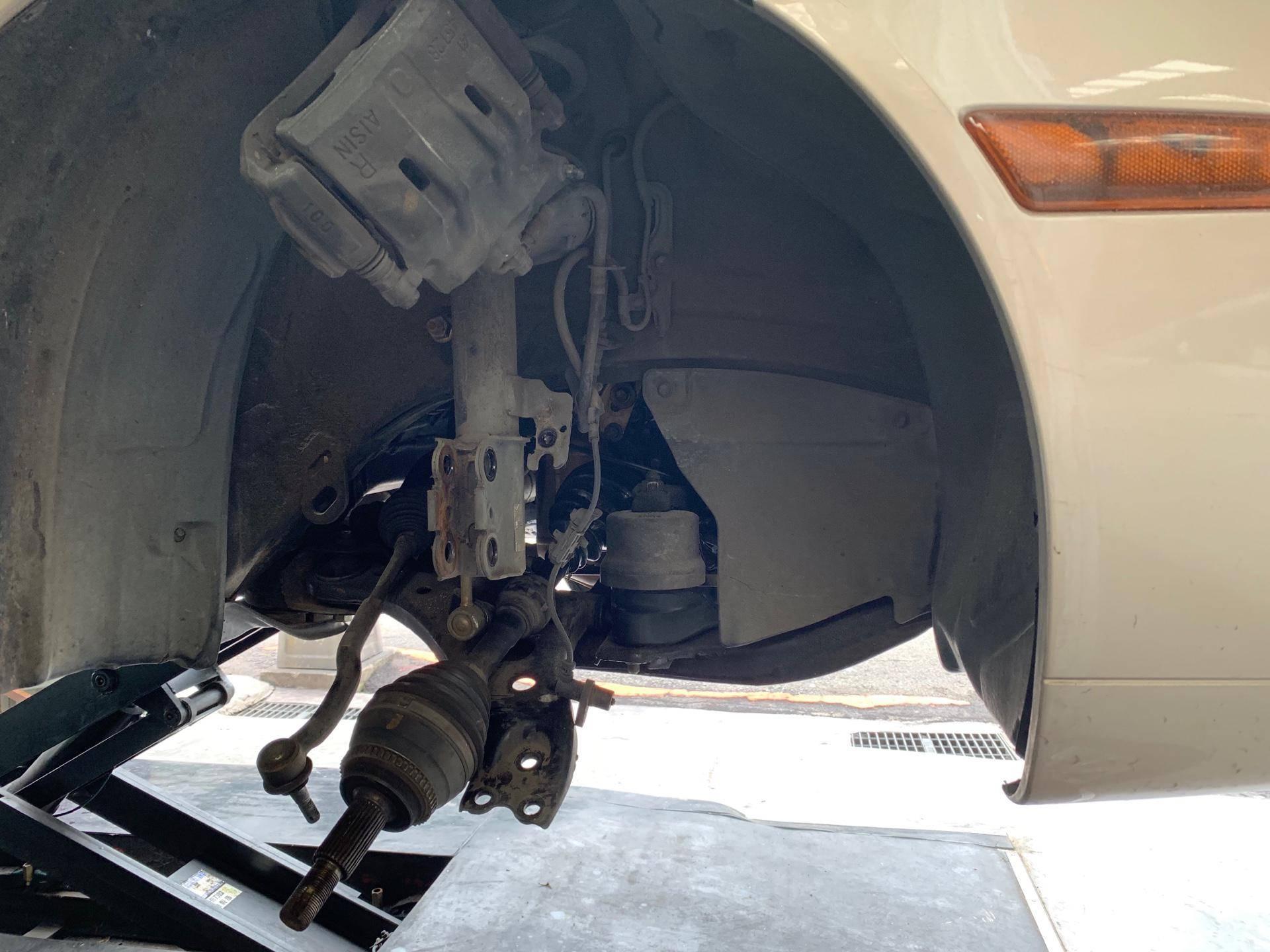 【振傑汽車】凌志/LEXUS ES300 輪胎定位#車身烤漆#汽車烤漆#四輪定位