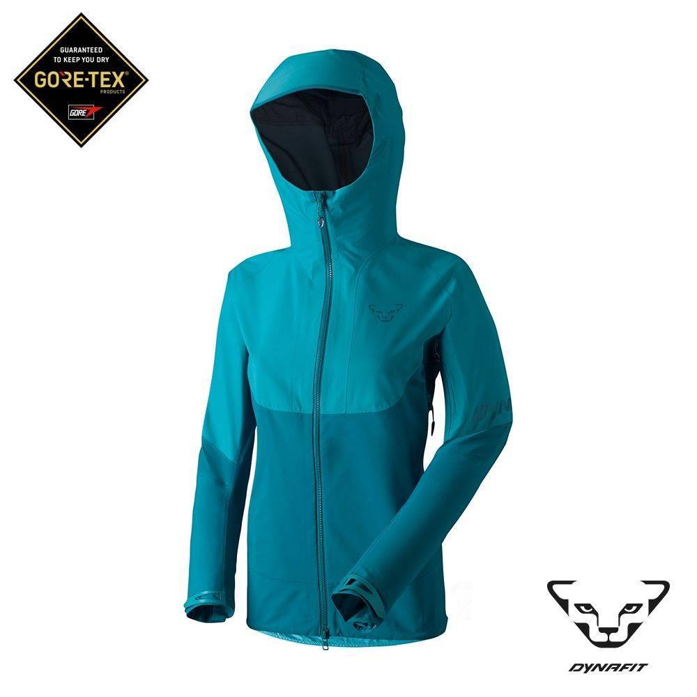 【德國 DYNAFIT】RADICAL GTX 女 連帽夾克 70901 (8201 海藍)