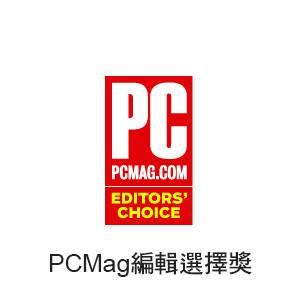 PCMag編輯選擇獎