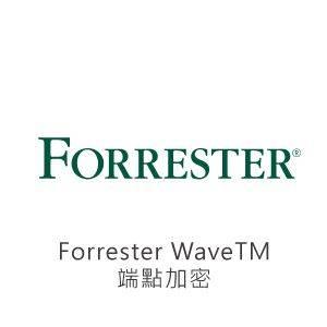 Forrester WaveTM:端點加密