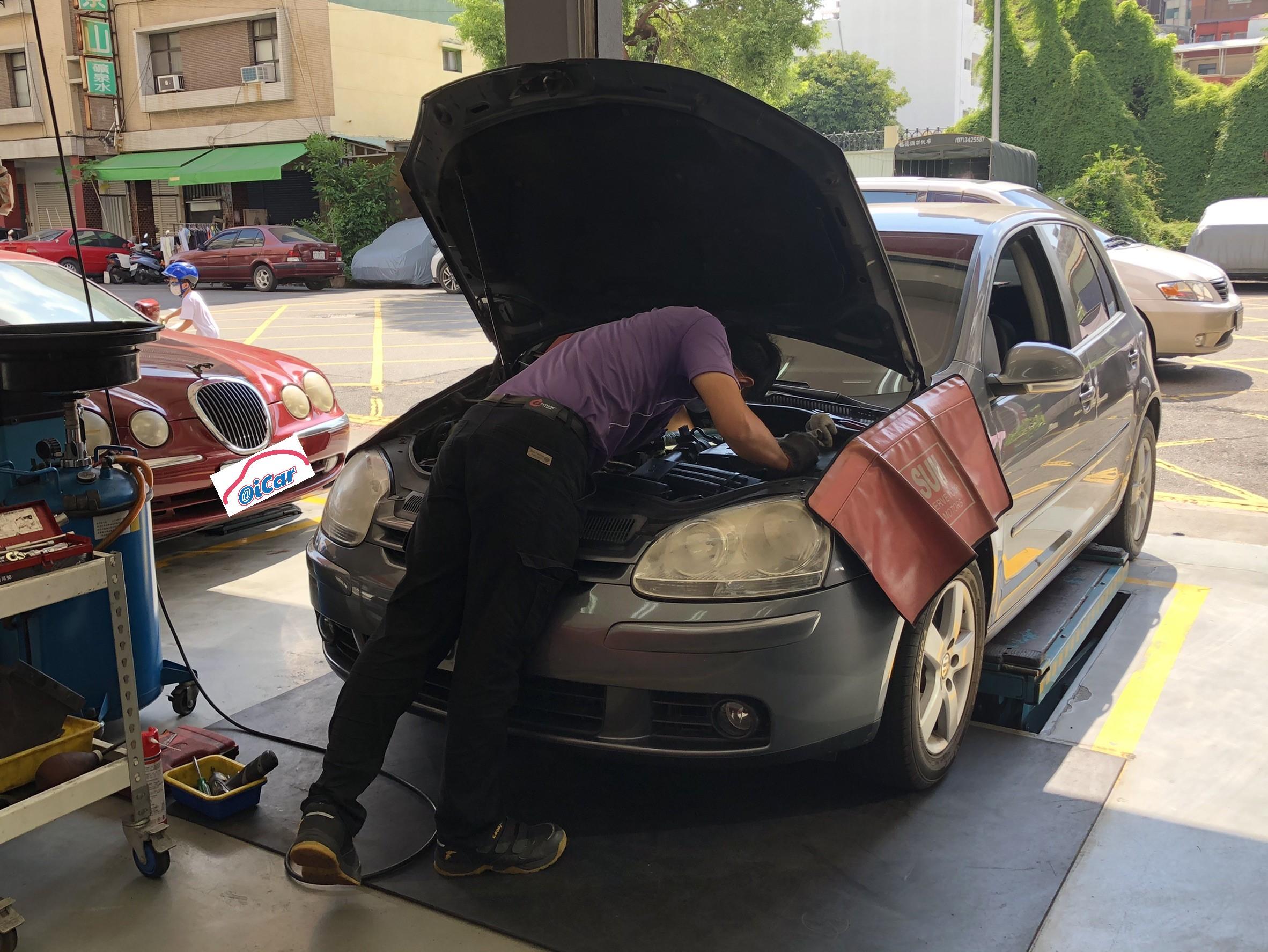 【速得安保修】福斯 高爾夫/VW GOLF/引擎異音問題#加速無力感#渦輪增壓軟管破裂#正廠零件#渦輪異音#OiCar高雄市三民區推薦汽車保養維修線上預約保障服務