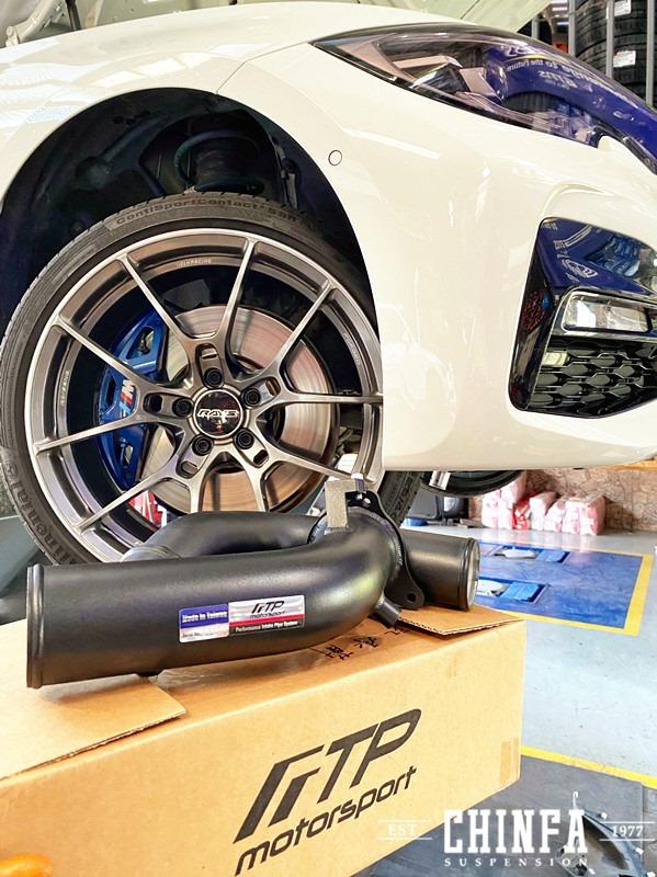 【進發柏仕車業】寶馬/BMW G20 B48 320i/FTP渦輪管#接縫處容易弱化#進氣管路爆管問題#鋁合金渦輪管#客製化#OiCar新竹縣竹東鎮推薦汽車保修線上預約保障