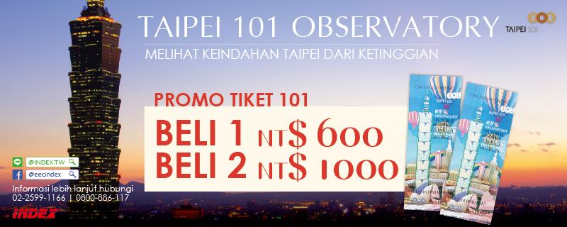 TIKET 101