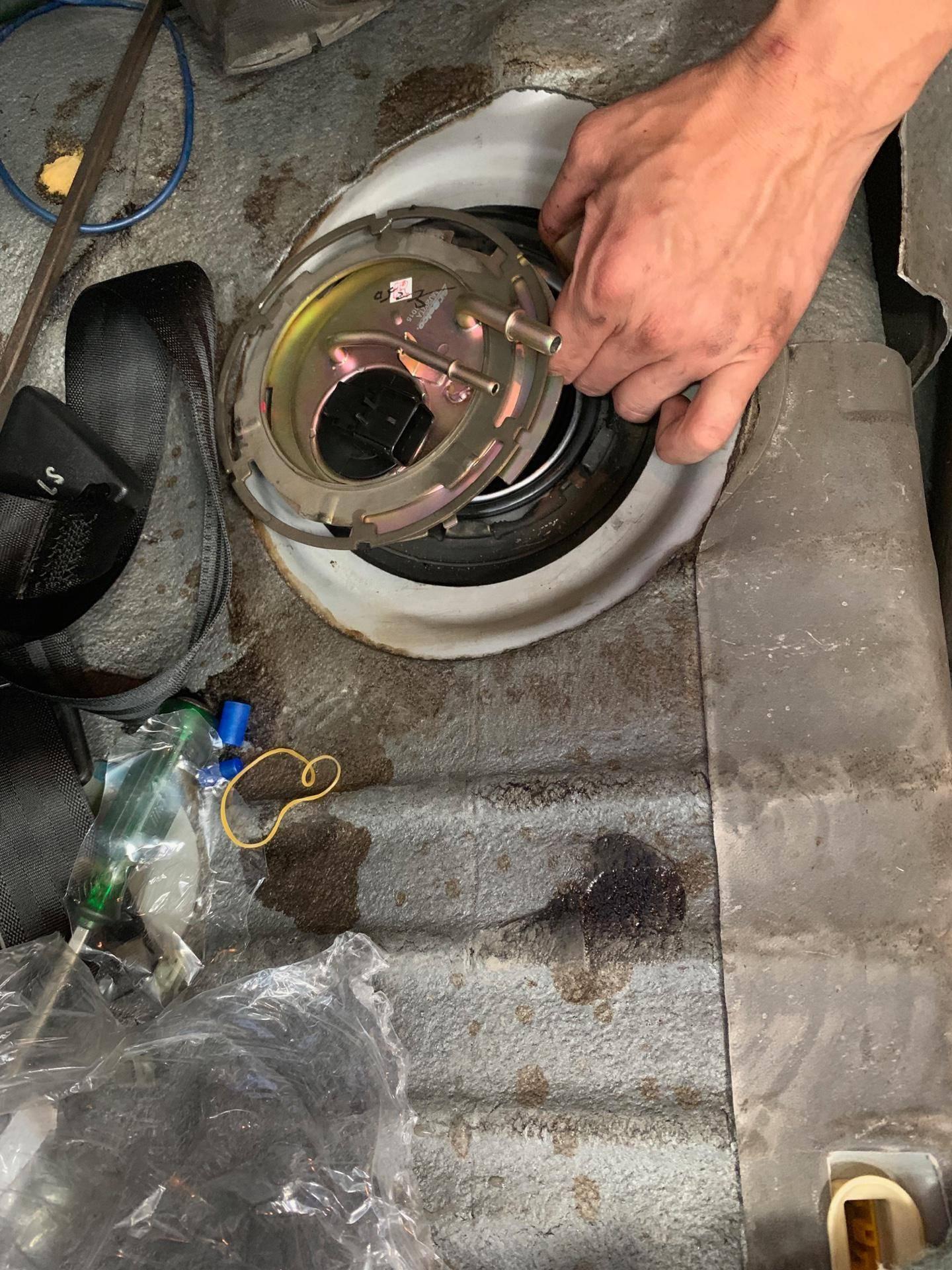 【振傑汽車】大宇/DAEWOO 不容易發動#車輛無法發動#汽油泵浦總成#汽油泵浦故障
