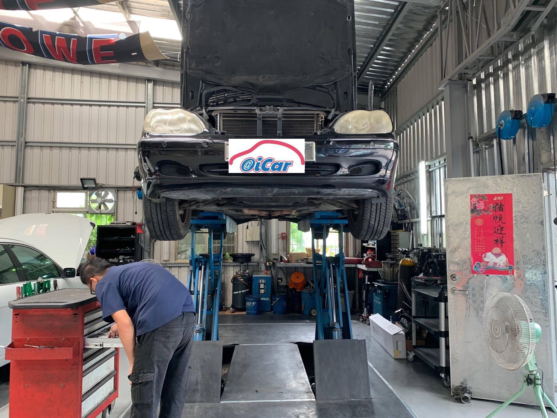 【振傑汽車】賓士/BENZ S320 賓士變速箱保養#賓士維修#儀表故障亮燈#低速熄火