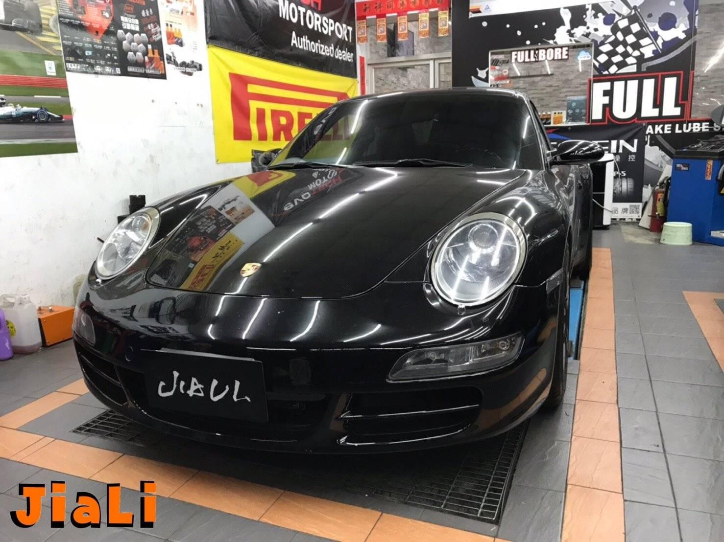 【嘉利汽車】PORSCHE 911 997 Carrera 4S 引擎不順#引擎抖動#NGK火星塞#PORSCHE維修