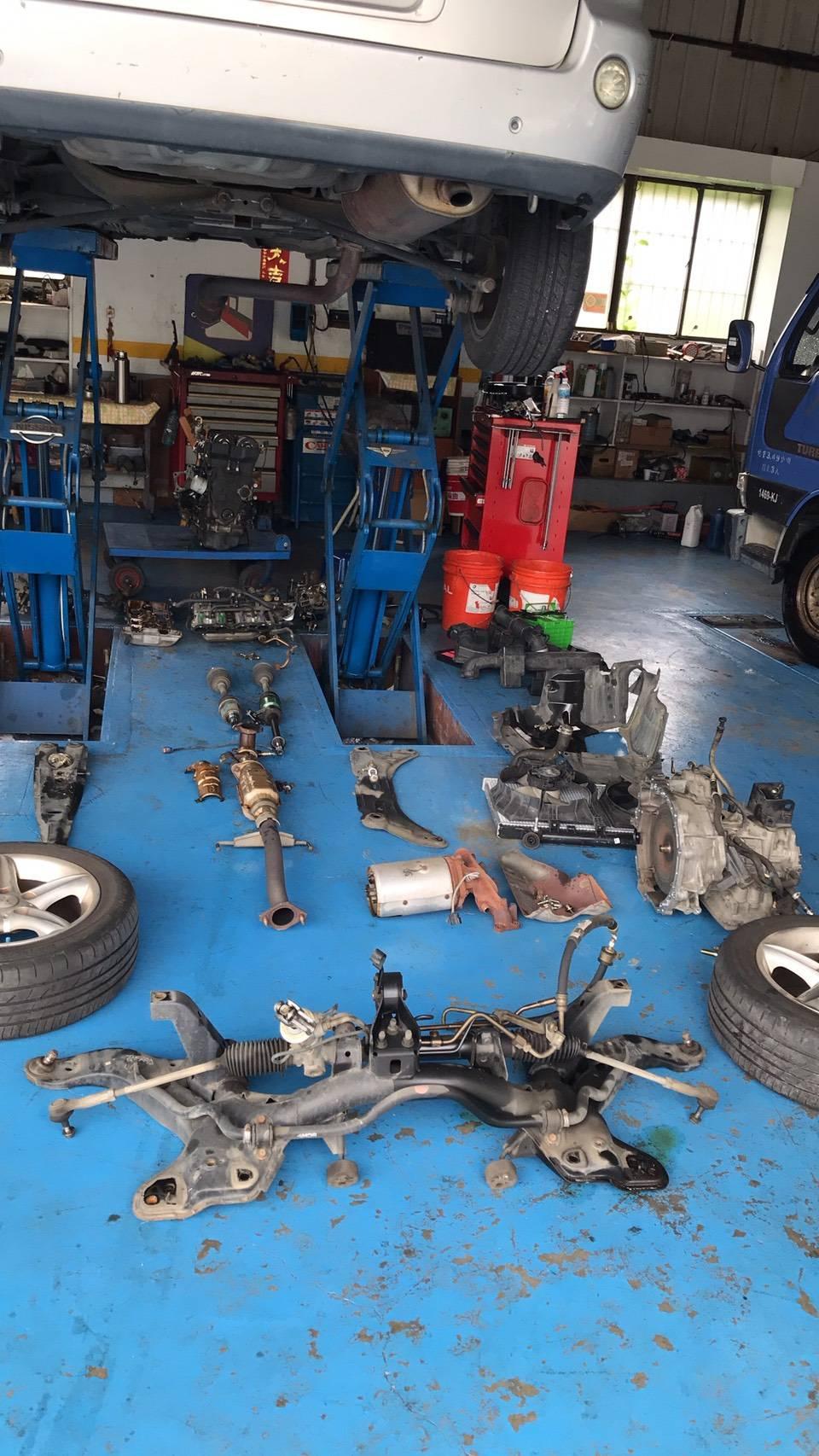 【賀徠汽車】福特/Ford MAV 引擎大修#引擎維修#引擎故障問題#福特維修