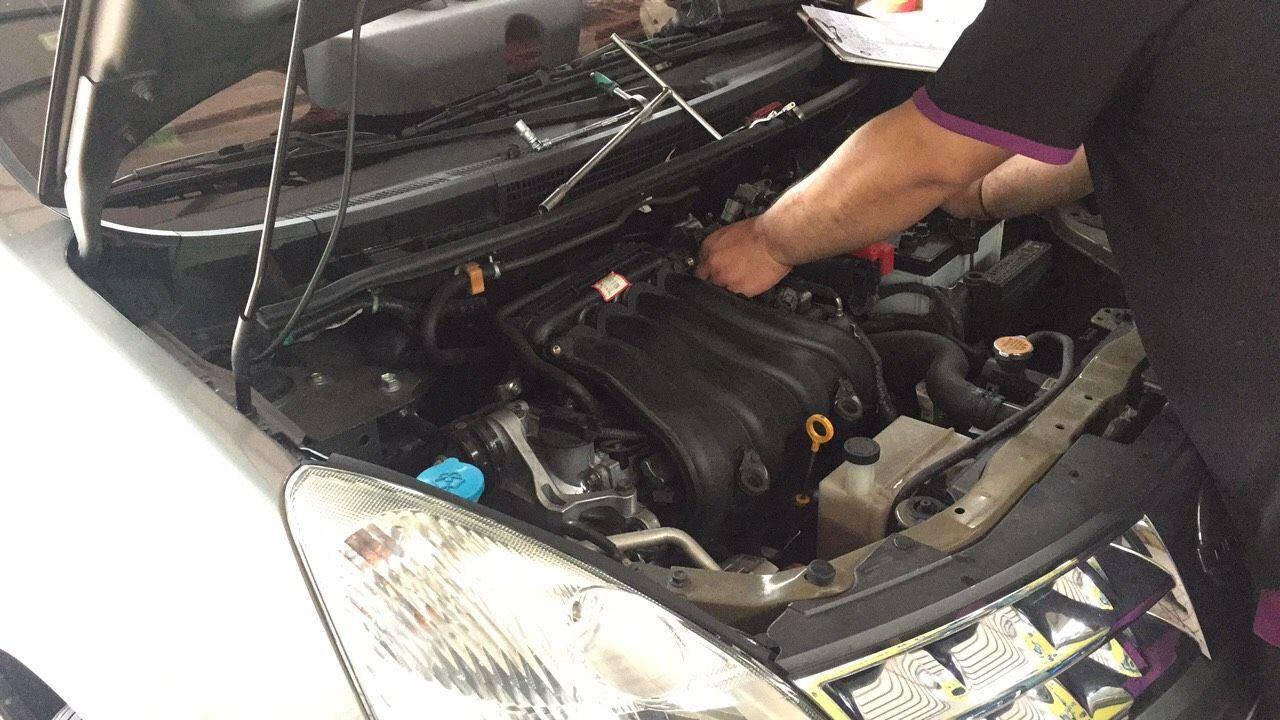 【賽特汽車】納智捷/Luxgen GRANDLIVINA 引擎點火異常#引擎抖動#引擎三咖#點火問題