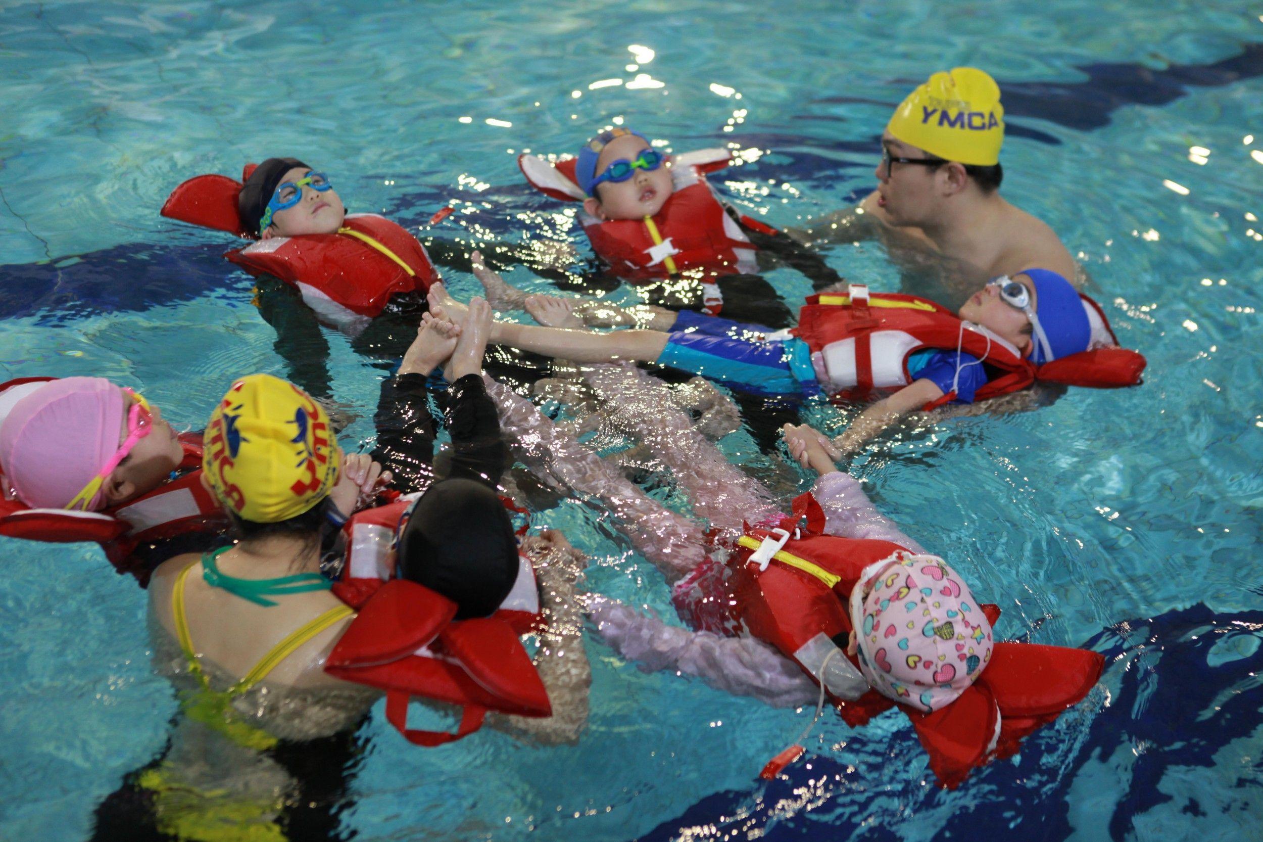 水中安全教育