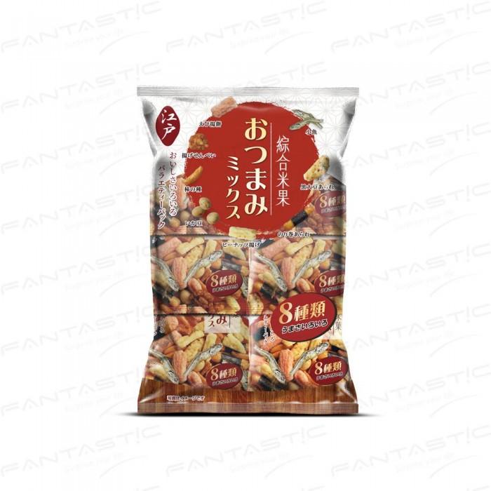江戶米果13袋分享包