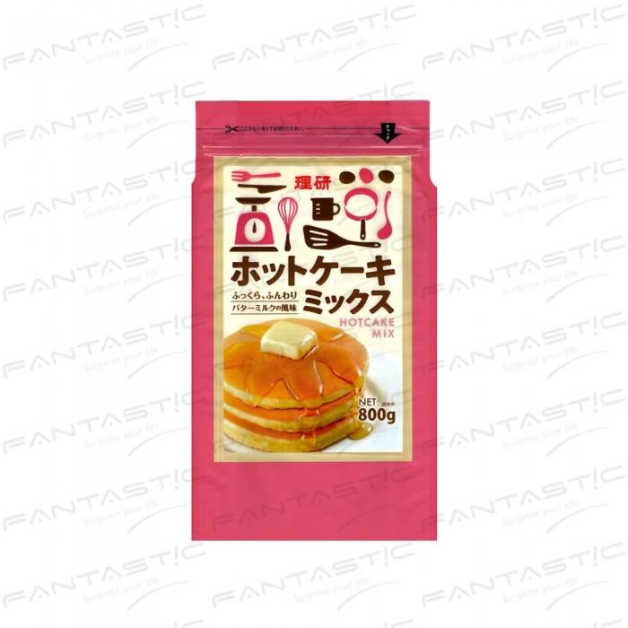 理研農產鬆餅粉(夾鏈袋包裝)800g
