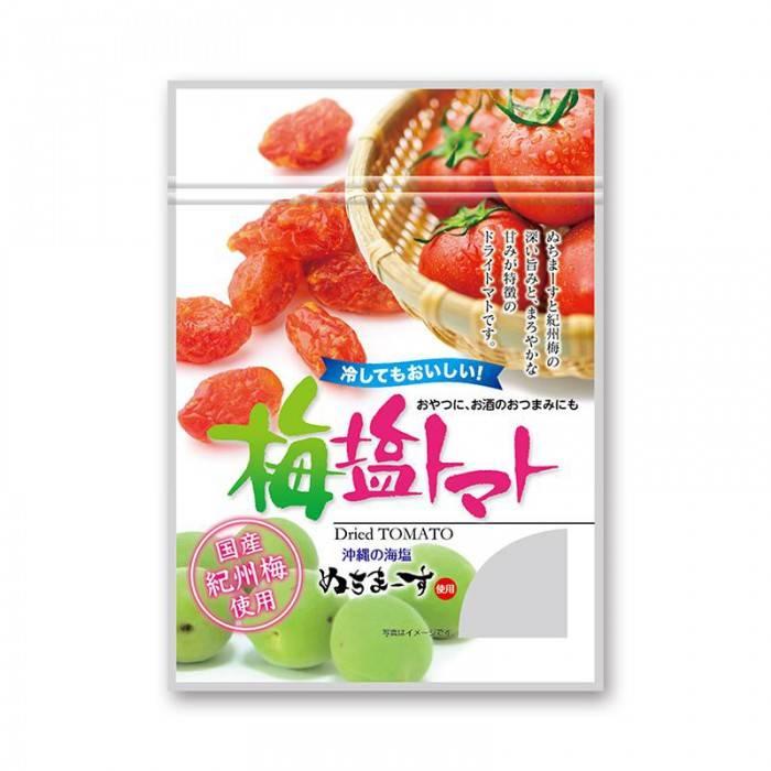 沖繩美健梅鹽番茄乾 30g