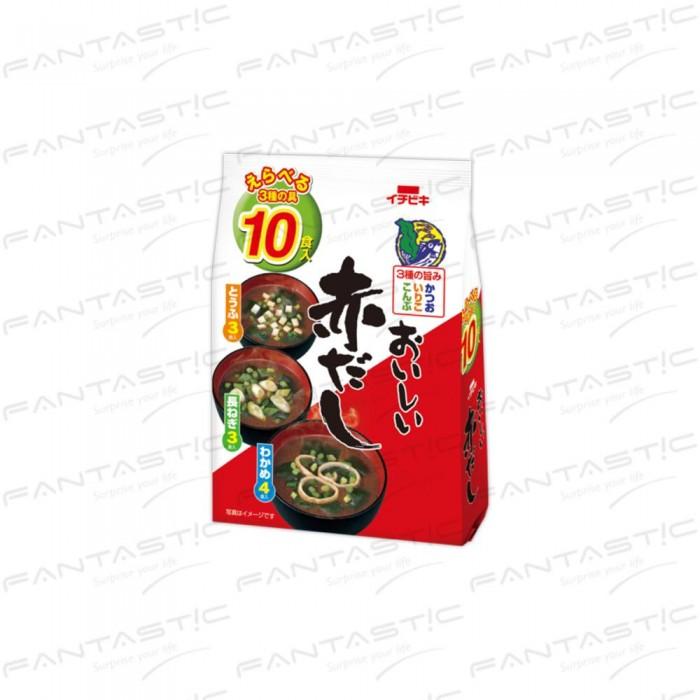 ICHIBIKI即食味噌湯(紅味噌)174.1g