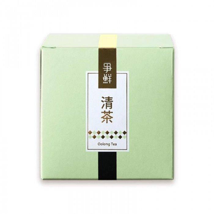 爭鮮清茶盒 (2g X 15包)