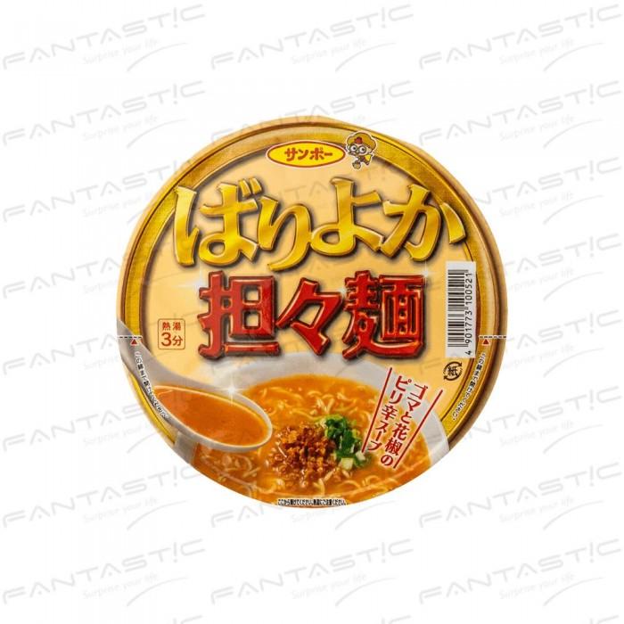 三寶花椒味擔擔碗麵