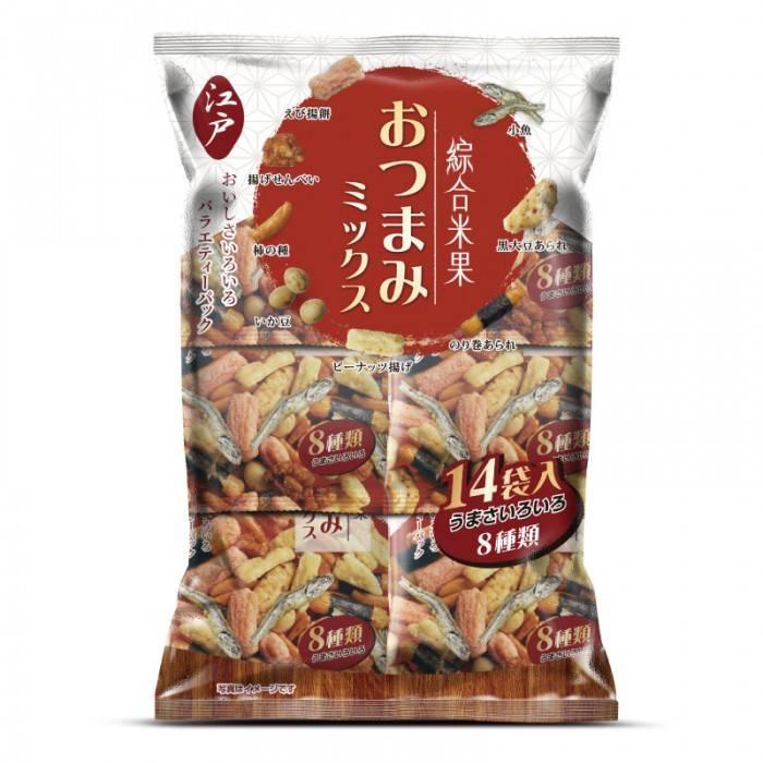 江戶米果14袋分享包