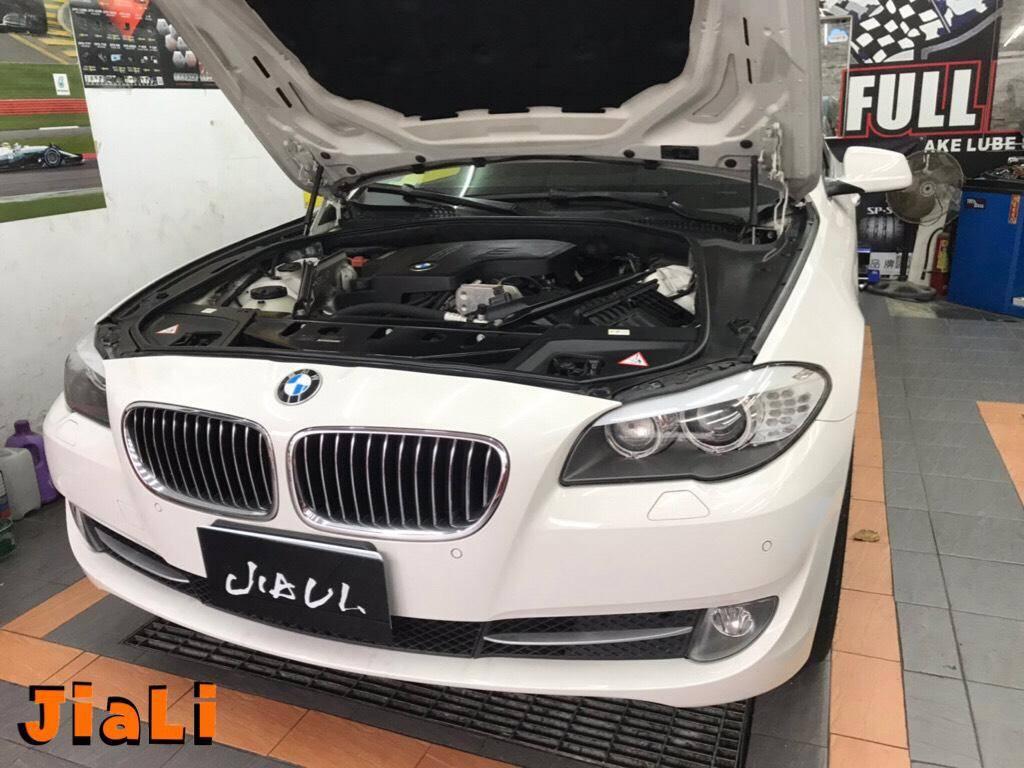 【嘉利汽車】寶馬/BMW F10 528i 精緻大保養#引擎除碳清洗#引擎積碳