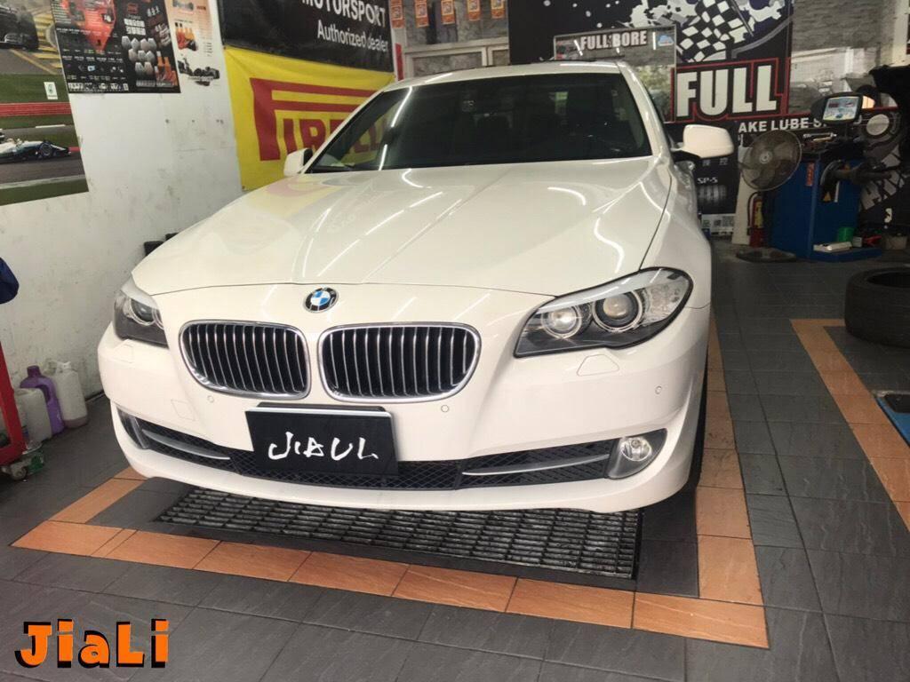 【嘉利汽車】寶馬/BMW F10 528i 輪胎更換#輪胎磨耗