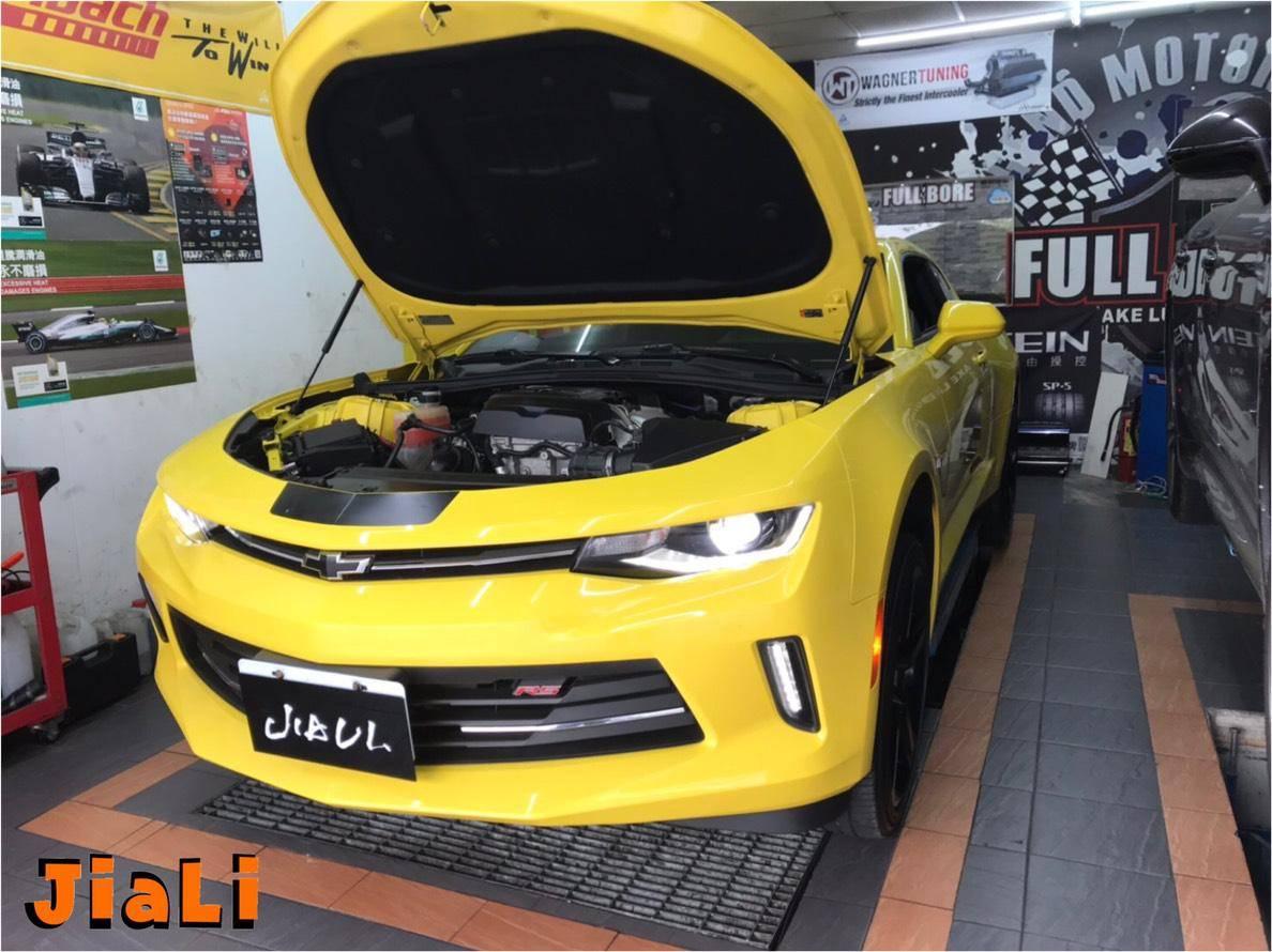 【JiALi嘉利汽車】雪佛蘭/CHEVROLET CARMARO 大黃蜂2.0#精緻小保養