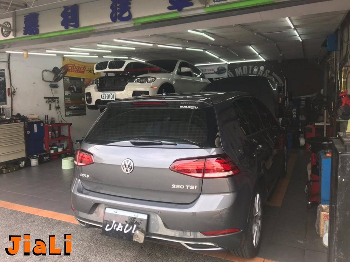 【JiALi嘉利汽車】福斯/VW GOLF MK7.5 1.4TSI #動力晶片調校