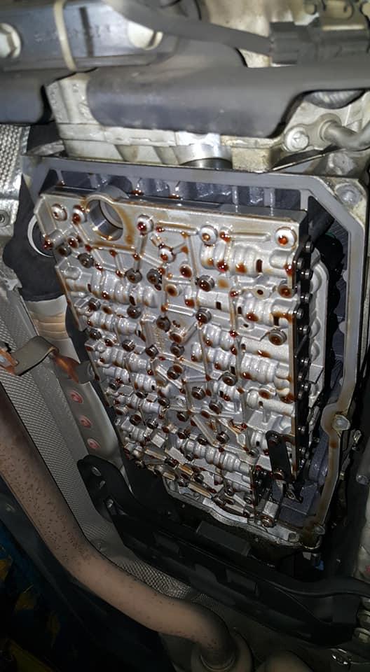 【K J 冠傑汽車】BENZ722.9變速箱保養#換變速箱油#原廠變速箱油#sop標準作業流程