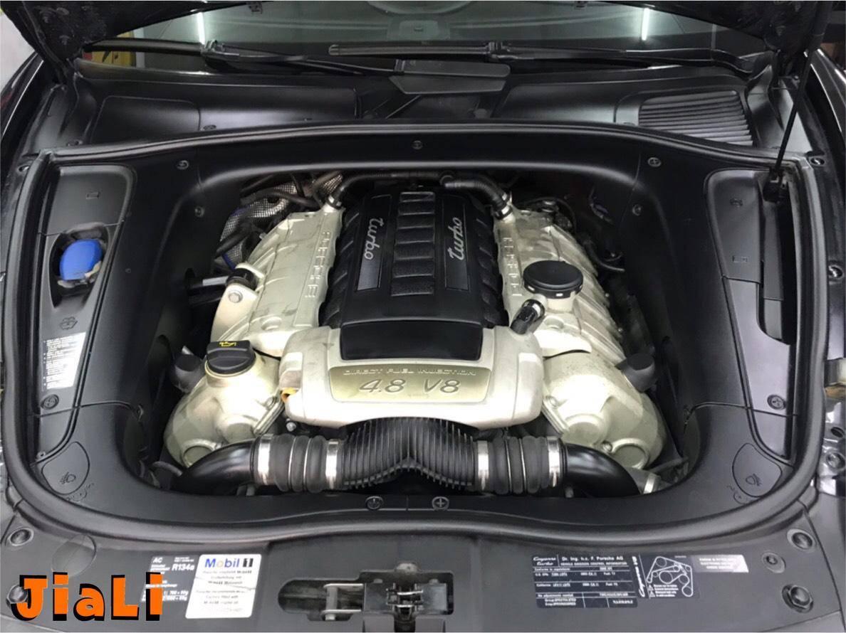 【JiALi嘉利汽車】保時捷/PORSCHE Cayenne turbo 4.8 引擎不順#亮引擎燈#點火系統異常