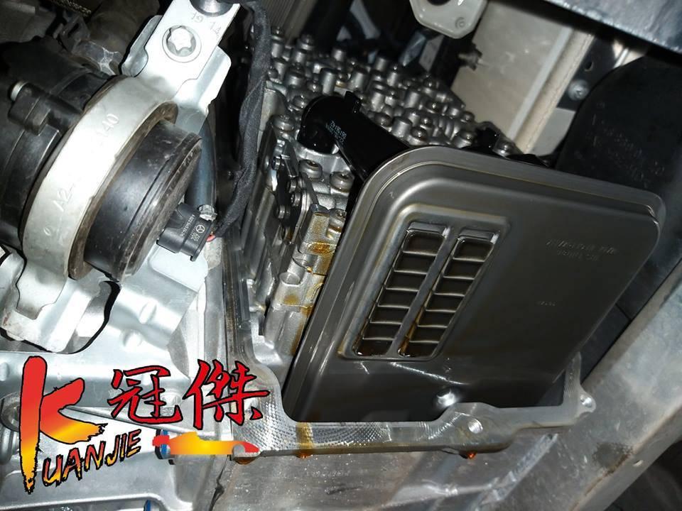 【K J 冠傑汽車】賓士/BENZA180DCT724雙離合變速箱 耗材更換#變速箱保養#精修變速箱