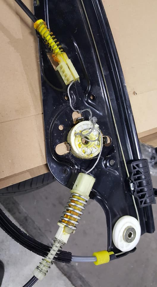 【K J 冠傑汽車】寶馬/BMW740LI窗戶沒反應#升降機故障#BMW維修