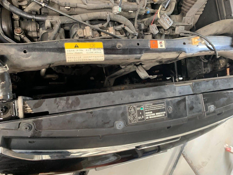 【振傑汽車】福特/Ford ESCAPE 道路救援#水溫升高#風扇故障#風扇壞掉