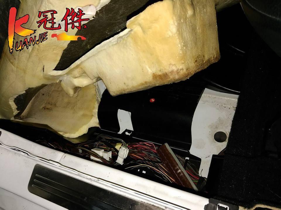 【K J 冠傑汽車】賓士/BENZ CAN線路查修#變速箱#無法入檔