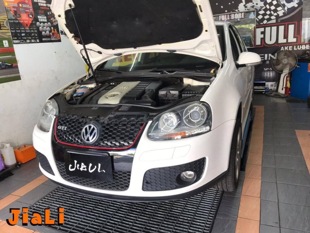 【嘉利汽車】福斯/VW GOLF GTI 精緻保養#引擎除碳#引擎積碳
