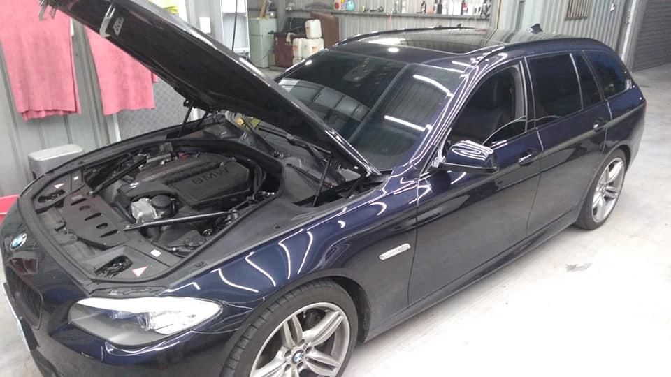 【聯豐車業】寶馬/BMW F11 535i N55/Stage2動力晶片調教#程式編程#馬力強化#改裝推薦#二階動力調教#OiCar推薦汽車保修鈑烤預約保障車廠