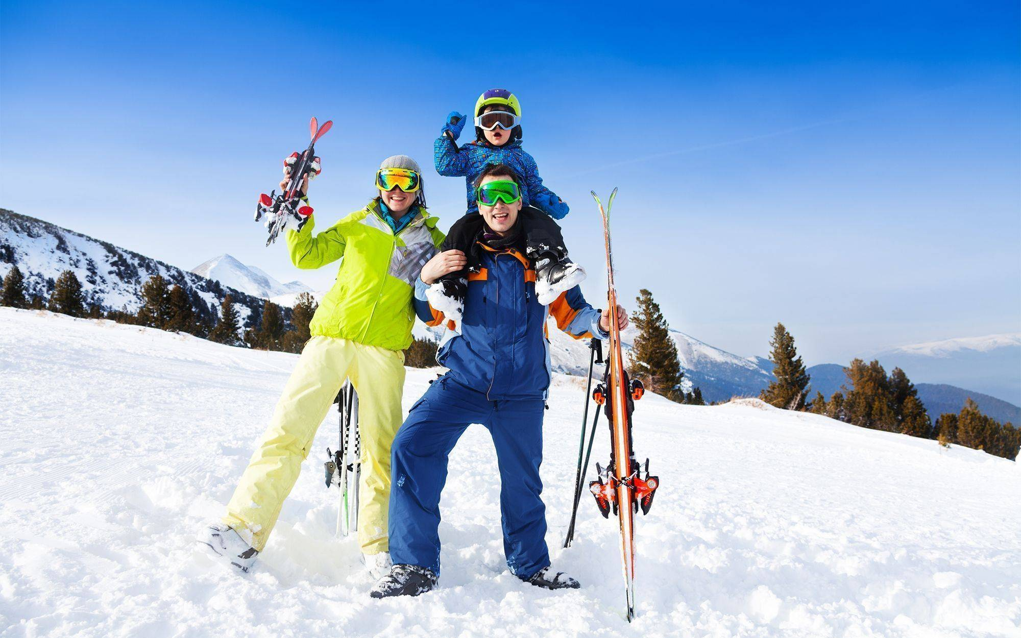 滑雪讓你的人生更豐富