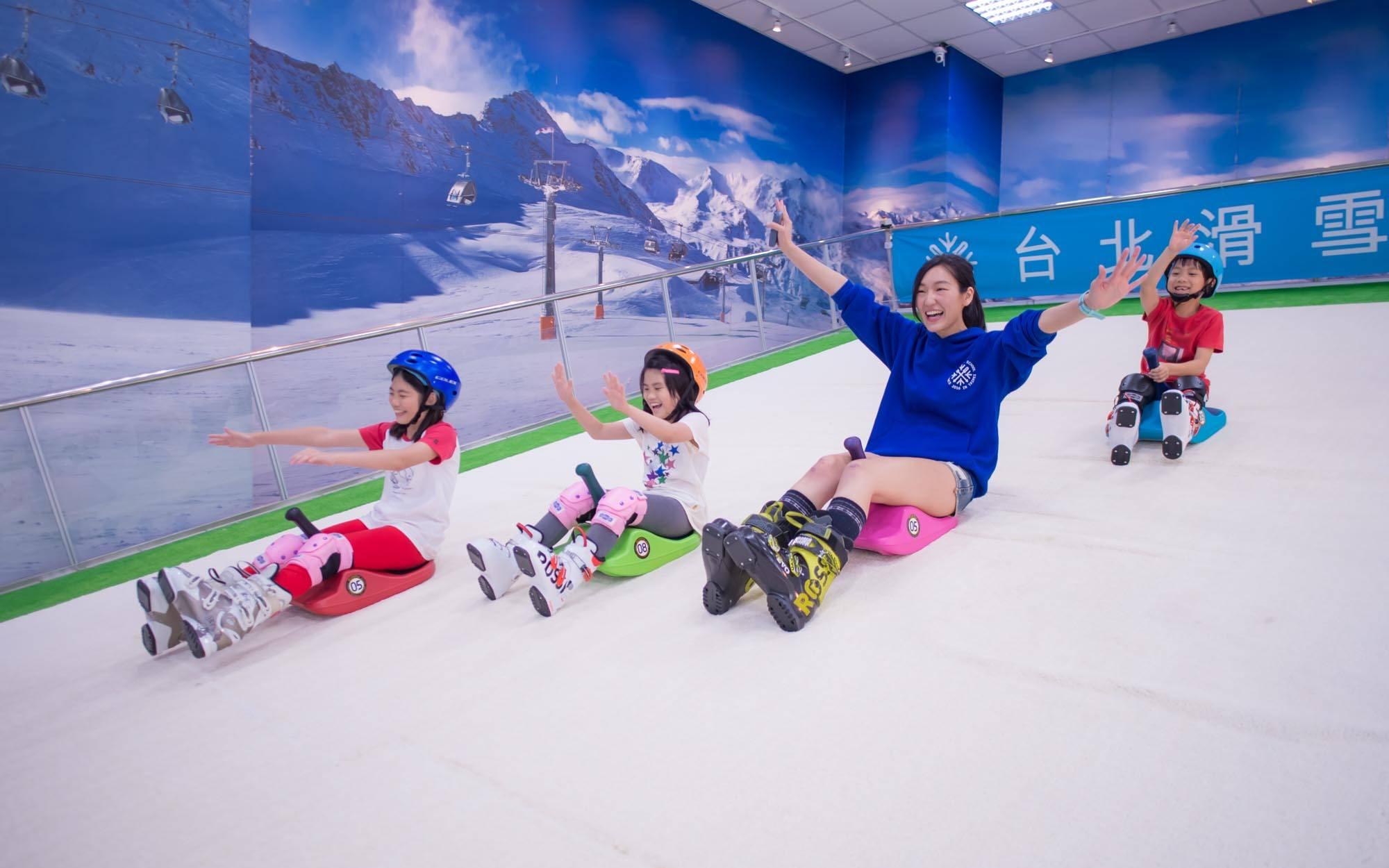 滑雪帶來幸福
