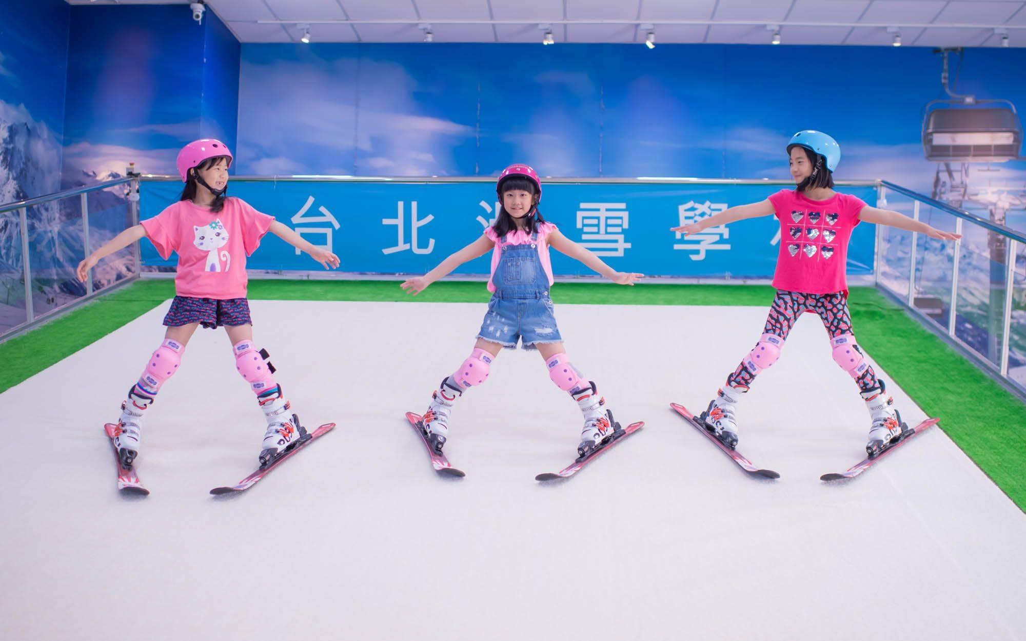 SKI滑雪輕鬆學