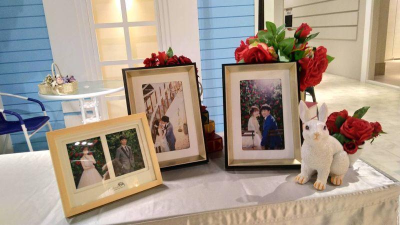 婚宴會館-88樂章花之圓舞曲相片桌