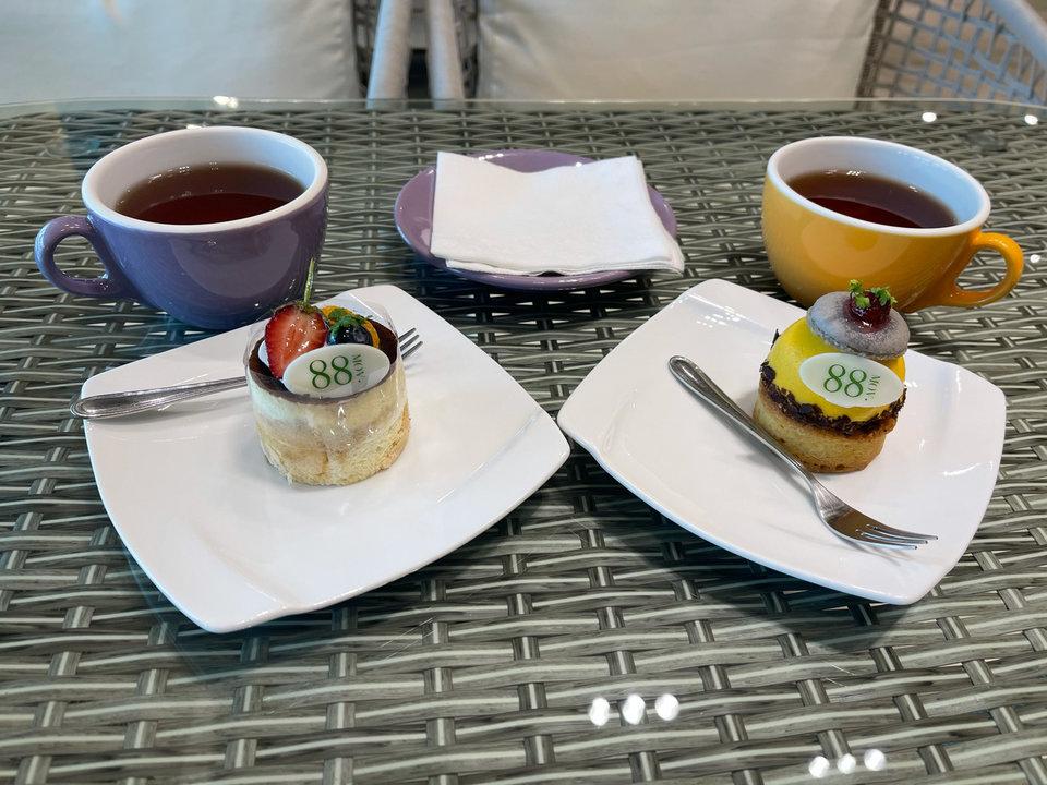 婚宴會館-88樂章歐式茶點
