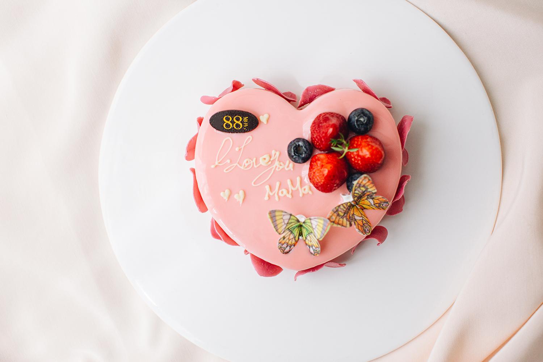 婚宴會館-88樂章母親節蛋糕