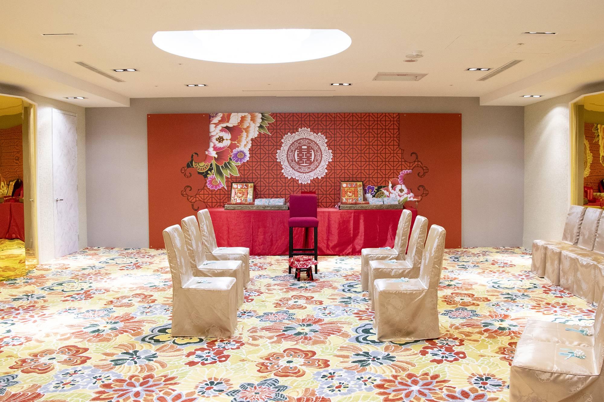 婚宴會館-88樂章文定廳