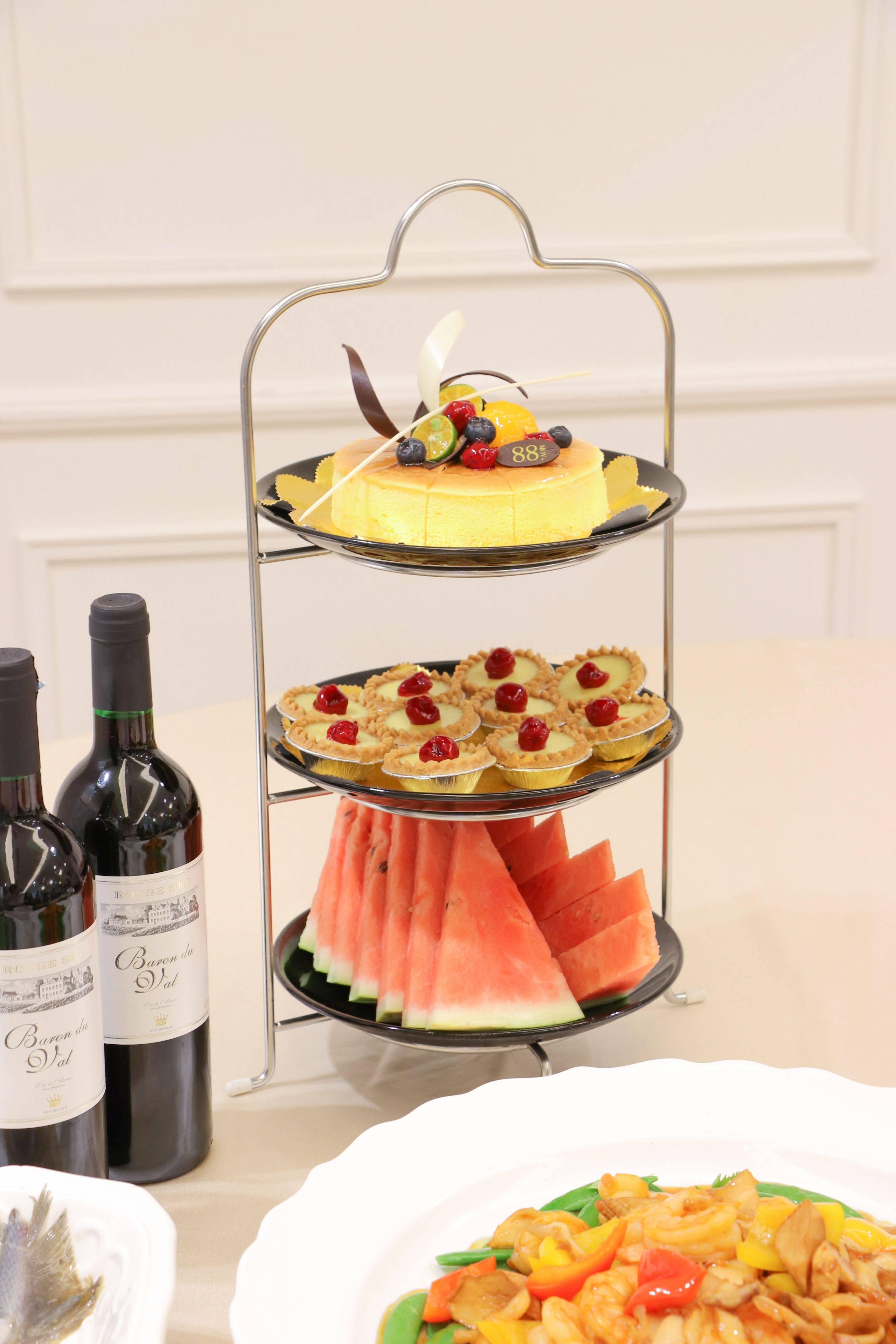 婚宴會館-88樂章甜點
