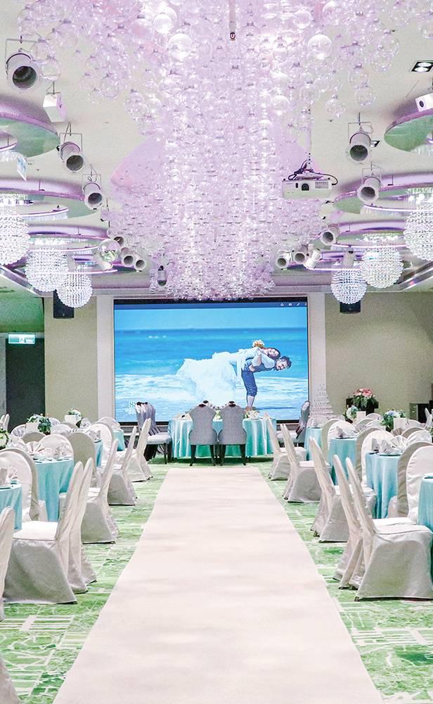 婚宴會館-88樂章天空之城