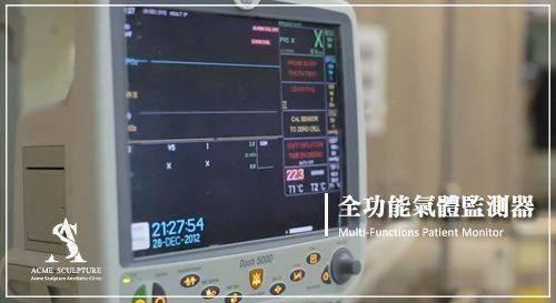全功能氣體監測器