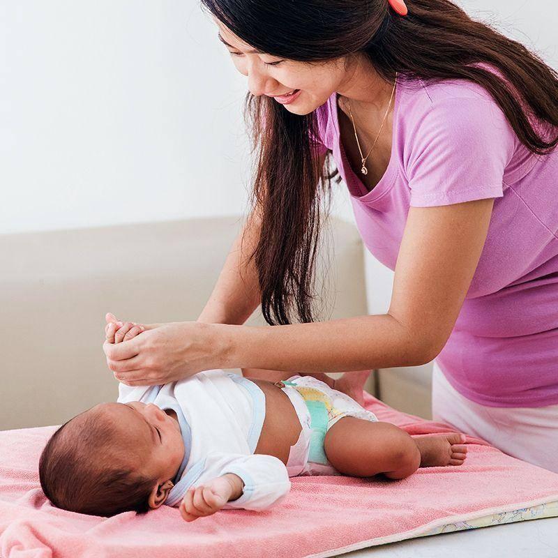 母乳哺餵,新生兒沐浴教學