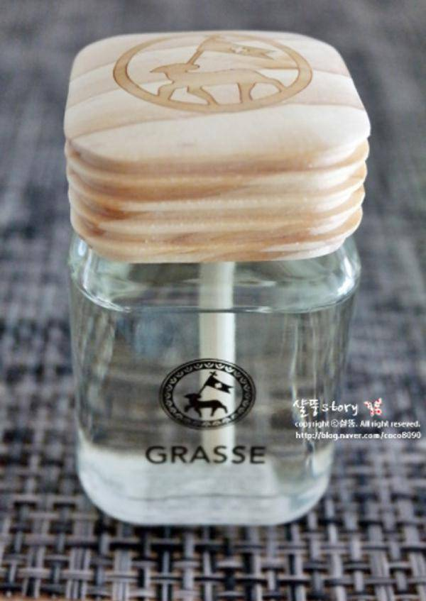 格拉斯松木香水(葡萄柚&柳橙)